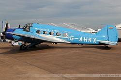Avro C19 Series 2 G-AHKX