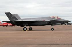 Lockheed Martin F-35A Lightning II US Air Force 12-5058 / LF