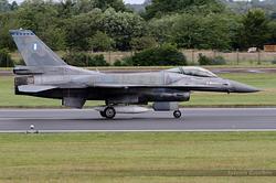 General Dynamics F-16CJ Fighting Falcon Greece Air Force 504