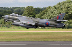 Hawker Hunter F.58A ZZ191