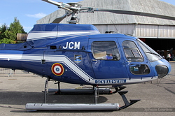 Aerospatiale AS350 BA Ecureuil Gendarmerie Nationale 1952 / JCM / F-MJCM