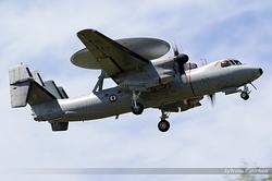 Grumman E-2C Hawkeye Marine Nationale 2