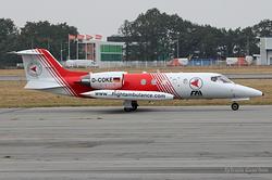 Bombardier Learjet 35A FAI Air Service D-COKE