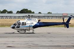 Aérospatiale AS 350B2 Ecureuil Mont Blanc Hélicoptères F-GJJH