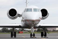 Gulfstream G-V JetAlliance OE-IVY