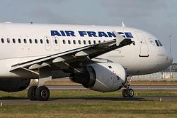 Airbus A320-211 Air France F-GHQQ