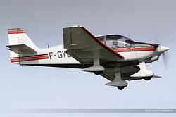 Robin DR 400 Aéro-club de Loire-Atlantique F-GYBB