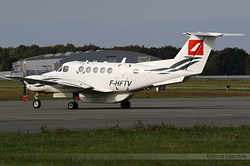 Beechcraft 200 Super King Air Aero Sotravia F-HFTV