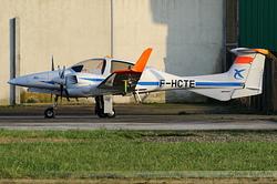 Diamond DA-42 Twin Star ENAC F-HCTE