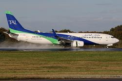 Boeing 737-8ZQ Tassili Airlines 7T-VCB