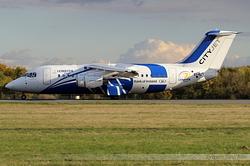 British Aerospace Avro RJ85 CityJet EI-RJX