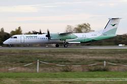 Bombardier Dash 8-Q402 Widerøe LN-WDH