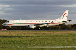 Embraer 190-100 Royal Air Maroc CN-RGR
