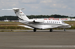 Cessna 525B CitationJet CJ3 D-CJOS