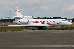 Dassault Falcon 7X VW Air Services VP-CUH
