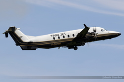 Beech 1900D Twin Jet F-GLNK
