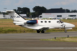 Cessna 510 Citation Mustang TAG Aviation (UK) G-FLBK