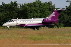Embraer EMB-550 SR Jet B-3385