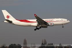 Airbus A330-202 Air Algérie 7T-VJY