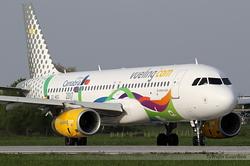 Airbus A320-232(WL) Vueling EC-MOG