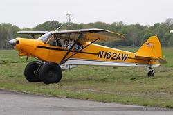 Piper PA-18-150 Super Cub N162AW