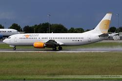 Boeing 737-436 Air Horizont 9H-ZAZ