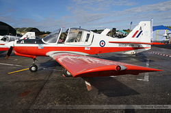 Scottish Aviation Bulldog T1 F-AZOG / XX558 / A