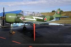 Yakovlev Yak-52 F-WRUM