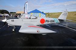 Flight Fuji FA-200-180 PH-GIN