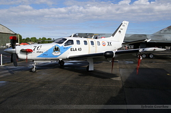 Socata TBM-700A Armée de l'Air 105 / XK / F-RAXK