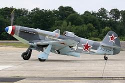 Yakovlev Yak-3UA F-AZXZ