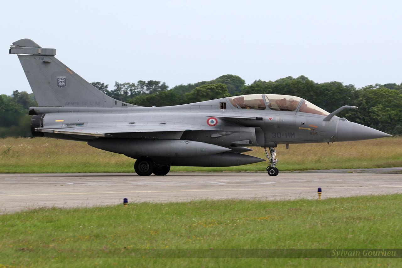Dassault Rafale B Armée de l'Air 318/ 30-HM