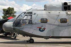 Sud-Aviation SA321G Super Frelon Marine Nationale 165