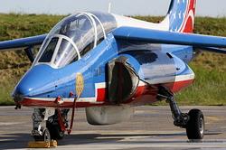 Dassault Alpha Jet E Armée de l'Air 45 / F-TETF / 1