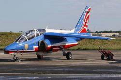 Dassault Alpha Jet E Armée de l'Air 113 / F-TETD / 4