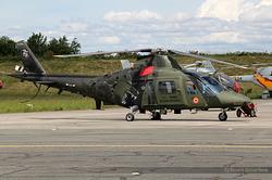 Agusta A-109BA Belgium Air Force H29