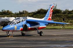 Dassault Alpha Jet E Armée de l'Air 162 / F-TERJ / 0