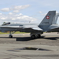 McDonnell Douglas F/A-18C Hornet Switzerland Air Force J-5016