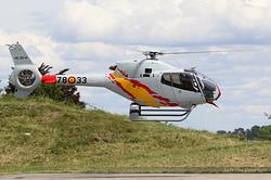 Eurocopter EC120B Colibri Spain Air Force HE.25-14 / 78-33