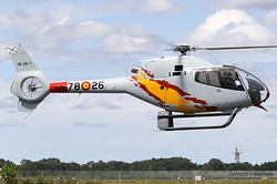 Eurocopter EC120B Colibri Spain Air Force HE.25-7 / 78-26