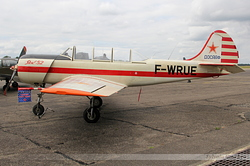 Yakovlev Yak-52 F-WRUE
