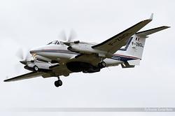 Beech 350ER Super King Air Douane Française F-ZBGL