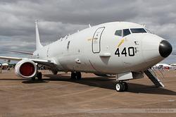 Boeing P-8A Poseidon US Navy 168440