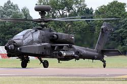 Agusta Westland Apache AH1 Royal Army ZJ230