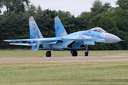 Sukhoi Su-27P Ukrainian Air Force 58 Blue
