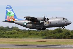 Lockheed C-130E Hercules Pakistan Air Force 4153