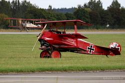 Fokker Dr.I OK-UAA