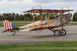 Curtiss JN-4 Jenny OK-SAA