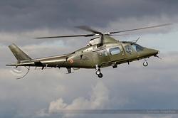 Agusta A-109BA Belgium Air Force H45