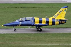 Aero L-39C Albatros Baltic Bees Jet Team YL-KSM / 4